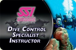 SSI Dive Control Specialist Instructor
