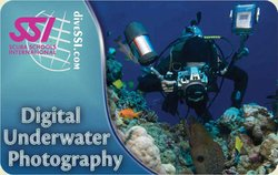 SSI Digital Underwater Photography Specialty Instructor
