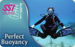 SSI Perfect Buoyancy Specialty Instructor