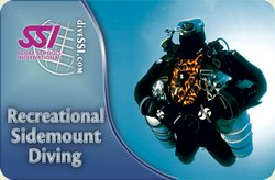 SSI Recreational Sidemount Diving Specialty Instructor