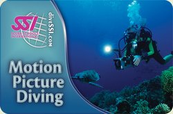 SSI Underwater Video Specialty Instructor